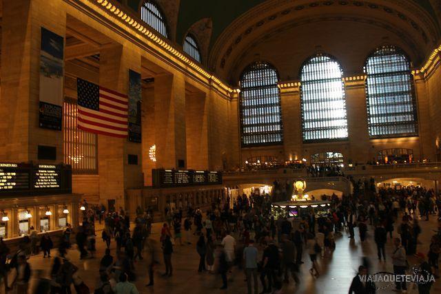Interior Grand Central Terminal