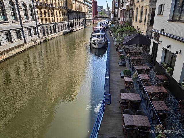 Los canales de Gante 1