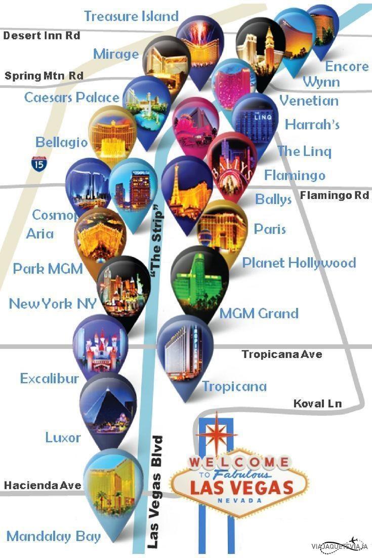 Mapa hoteles
