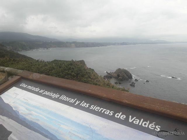 Ruta por los acantilados Asturianos 40