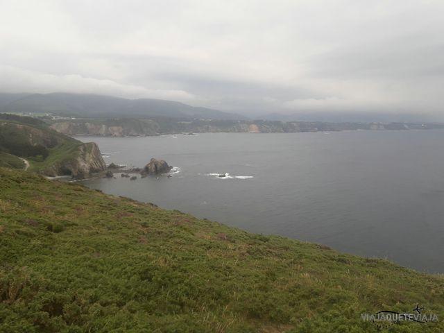 Ruta por los acantilados Asturianos 47