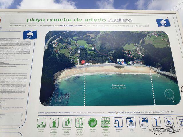 Playa Concha de Artedo 1