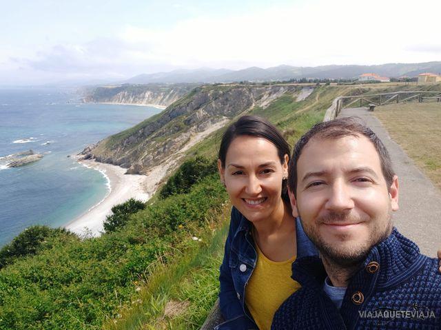Ruta por los acantilados Asturianos 3