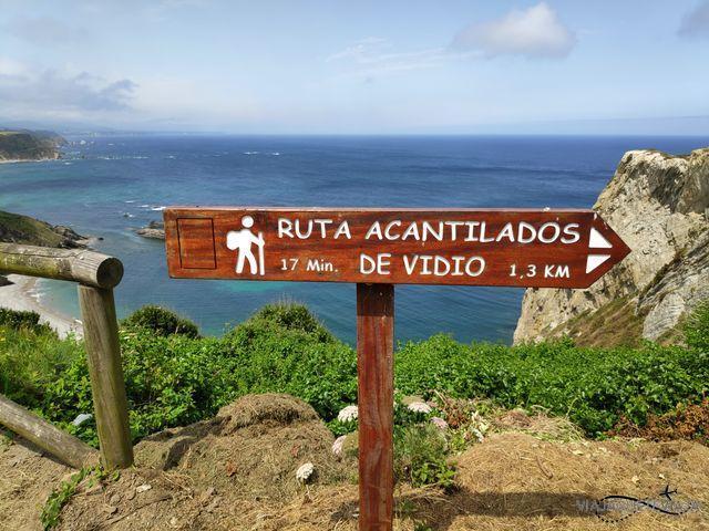 Ruta por los acantilados Asturianos 5
