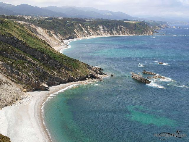 Ruta por los acantilados Asturianos 7
