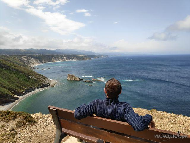 Ruta por los acantilados Asturianos 8
