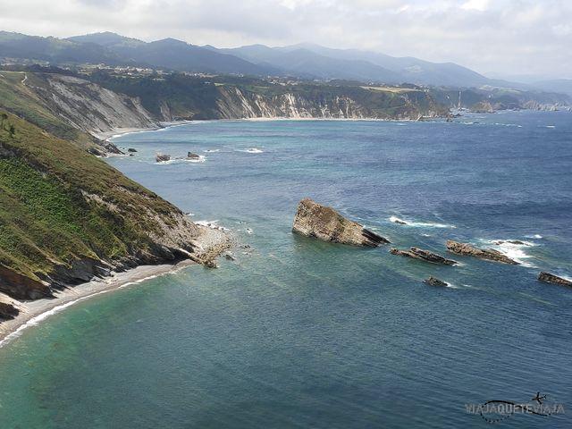 Ruta por los acantilados Asturianos 9