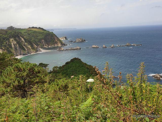 Ruta por los acantilados Asturianos 13