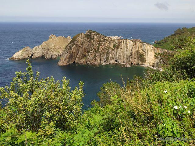 Ruta por los acantilados Asturianos 14