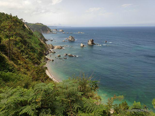 Ruta por los acantilados Asturianos 16