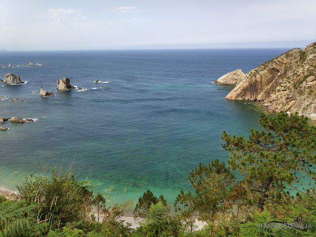Ruta por los acantilados Asturianos 17