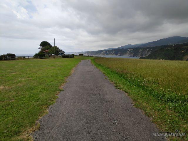 Ruta por los acantilados Asturianos 22