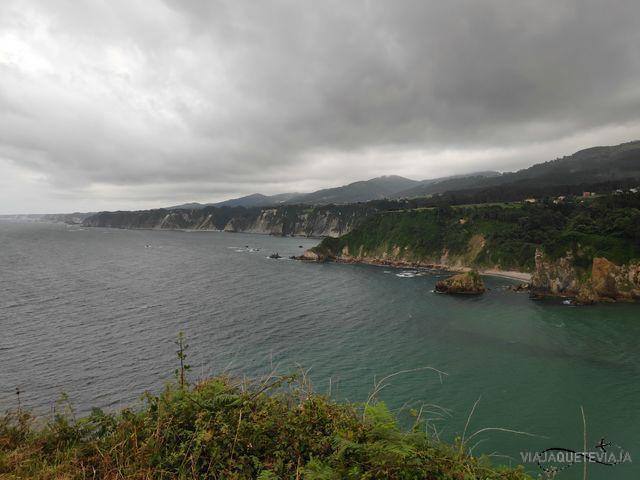 Ruta por los acantilados Asturianos 28