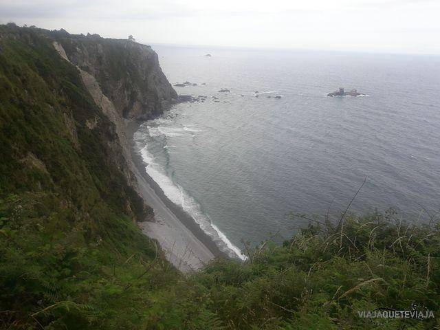 Ruta por los acantilados Asturianos 31
