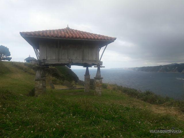 Ruta por los acantilados Asturianos 32