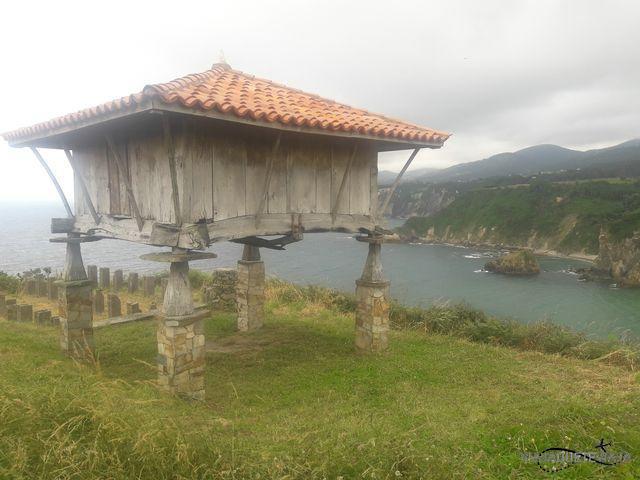 Ruta por los acantilados Asturianos 33