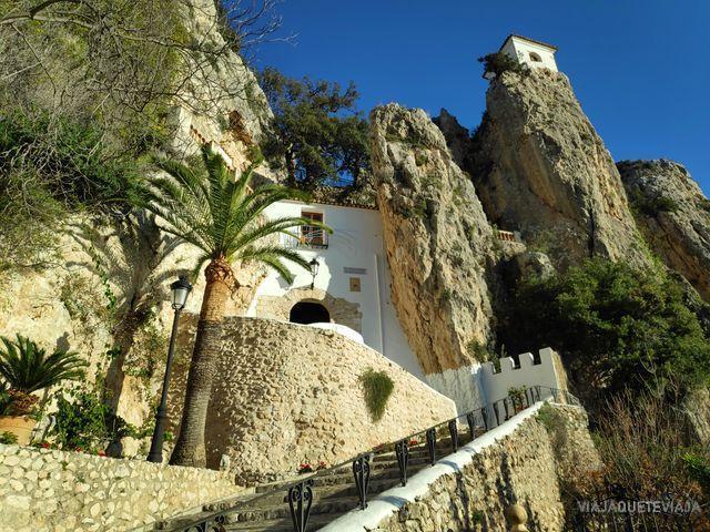 El Castell de Guadalest 5