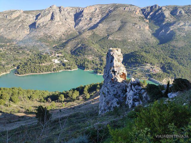 El Castell de Guadalest 10