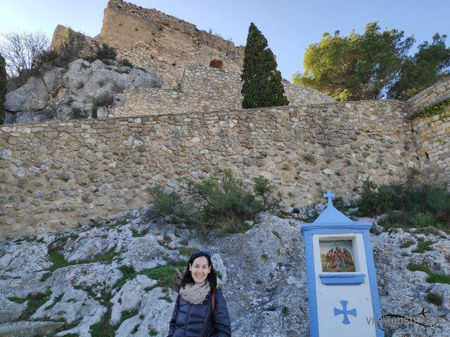El Castell de Guadalest 17