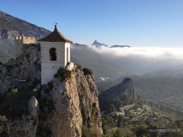 El Castell de Guadalest 18