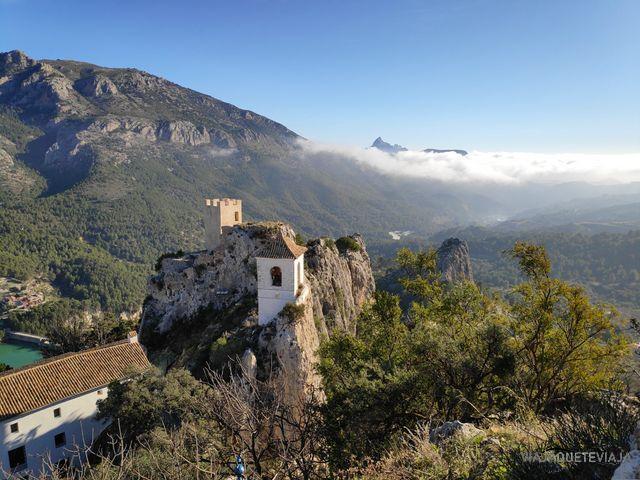 El Castell de Guadalest 19
