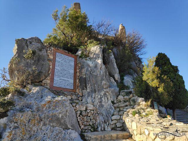 El Castell de Guadalest 22