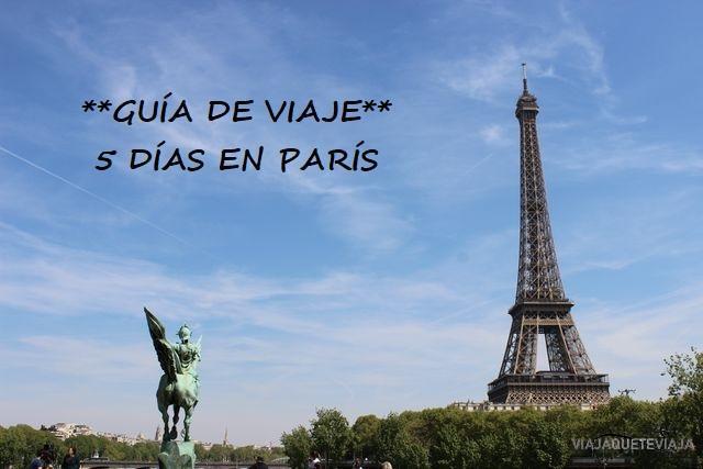 5 días en París